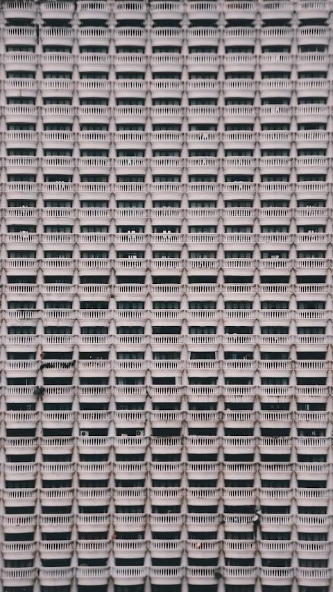 خلفية بسيطة لشكل بناية في احد البلدان بدقة عالية hd