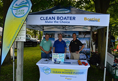 Boating Ontario Launches The Clean Boater Program