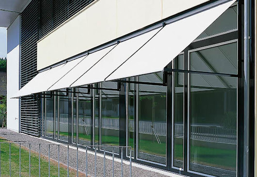 Office Awnings - Southampton - Hampshire - Awningsouth