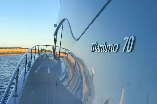 MULTI-MILLION DOLLAR M70 DELIVERED IN TIME FOR CHRISTMAS - Maritimo