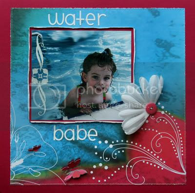 Water Babe