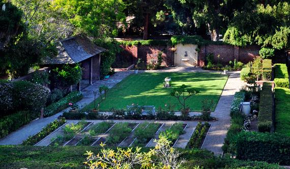 Marston House Garden Tour