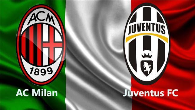 مشاهدة مباراة يوفنتوس و ميلان بث مباشر - الدوري الإيطالي
