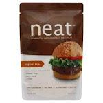 Neat Foods, Veg Burg Mix Original - 5.5 Ounce -PACK 6