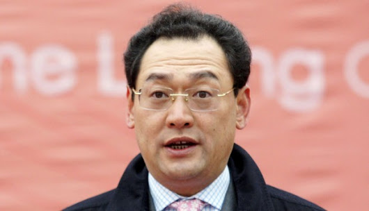 Former China Resources chairman stands trial for corruption