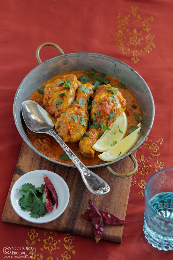 Chicken Curry by Meeta K. Wolff
