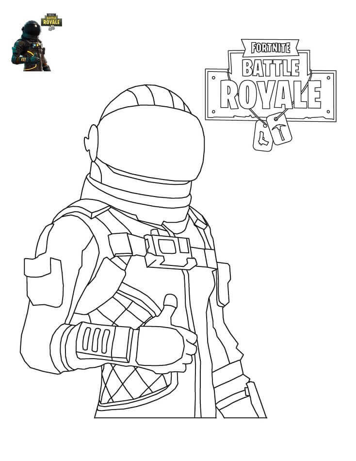 Fortnite John Wick Coloring Pages Fortnite Free 999 999