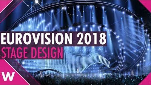 Eurovision 2018 stage design (Reaction)