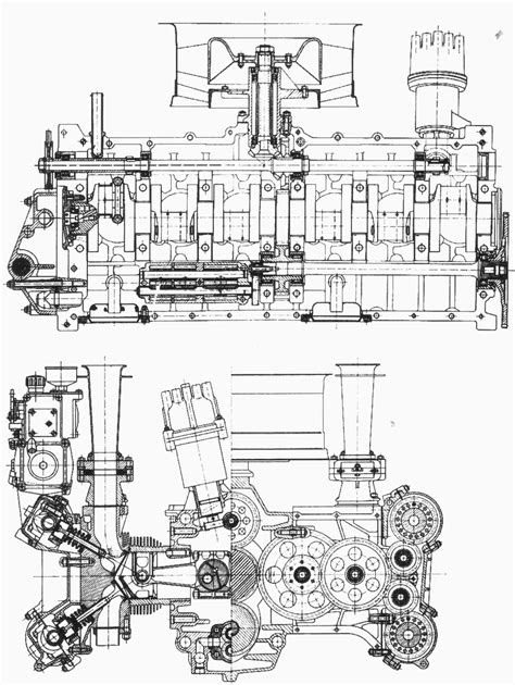 917_engine_cut-gif.17545 (1503×2000) | BLUEPRINTS - MOTORS