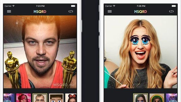 technology2science: Facebook buys selfie face-swap app Masquerade