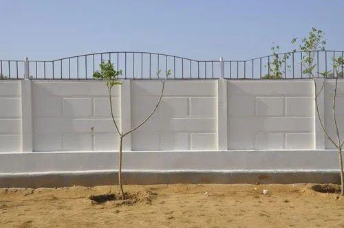 Precast Boundary Wall Jaipur Precast Boundary Wall Manufacturer