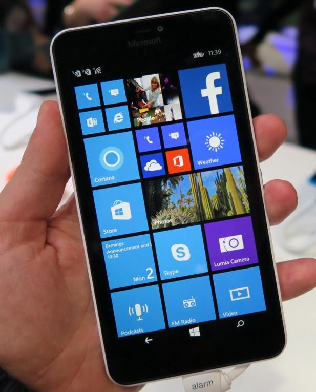 Microsoft Lumia 640 XL LTE Dual SIM Restore Factory Hard Reset Remove Pattern Lock