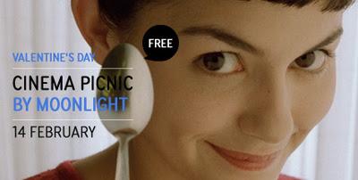 Cinema Picnic By Moonlight