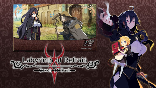 "Labyrinth of Refrain Coven of Dusk, pubblicato il nuovo trailer ""We Are Done Here"""