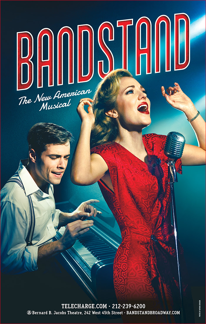Bandstand the New American Broadway Musical Poster - Posters/Window Cards  PlaybillStore.com