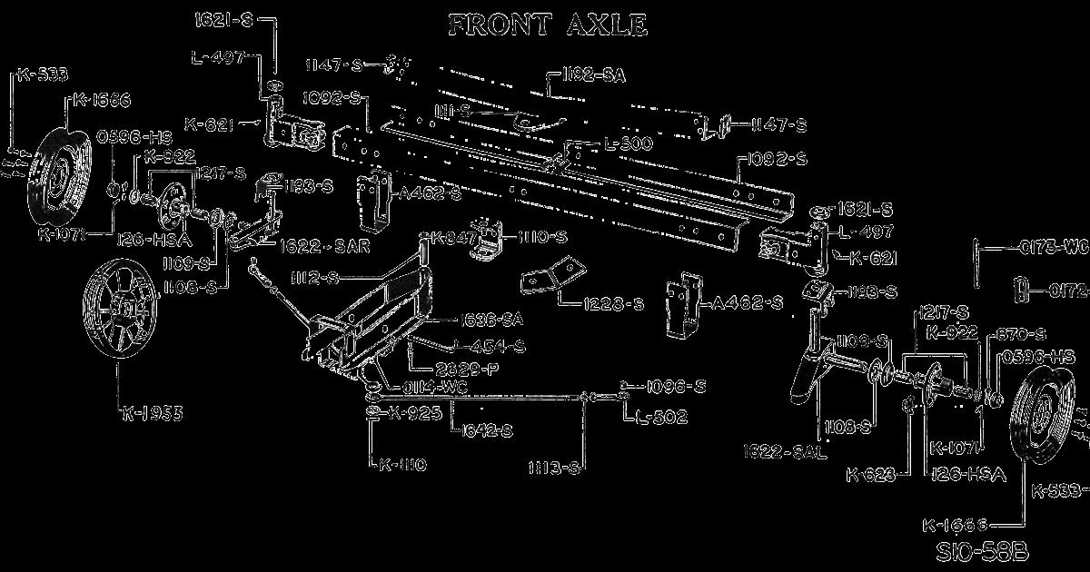 Wiring Diagram Database  Hs Manure Spreader Parts Diagram