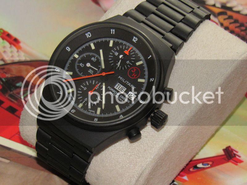 Timezone Sales Corner For Sale Mint Pvd Porsche Design 3h
