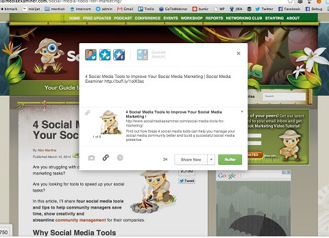 5 Browser Extensions to Improve Your Social Media Marketing |