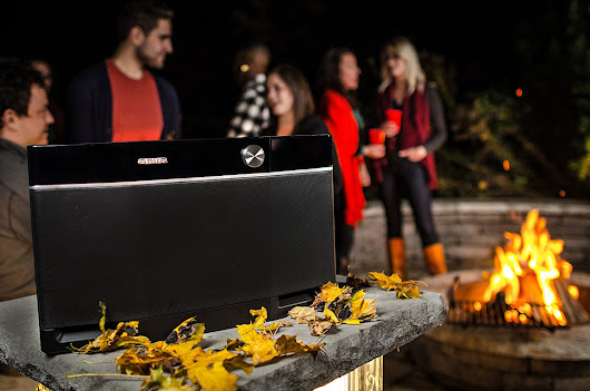 15 Best Outdoor Bluetooth Speakers In 2018 - AudioReputation.com
