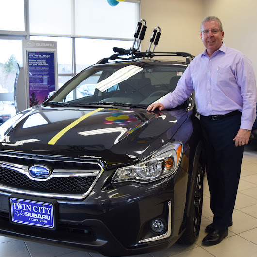 Meet Bill Campbell – New General Manager of Twin City Subaru