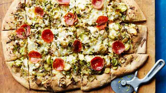 Healthy Pizza Recipes - EatingWell