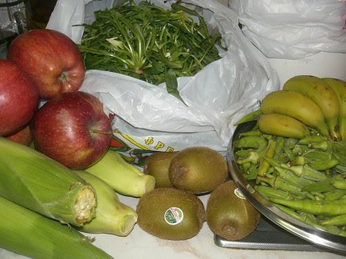 fresh produce october hania chania
