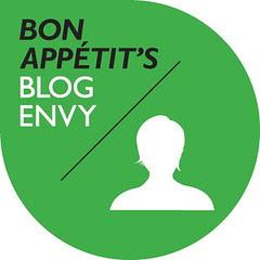 bon appetit's blog envy