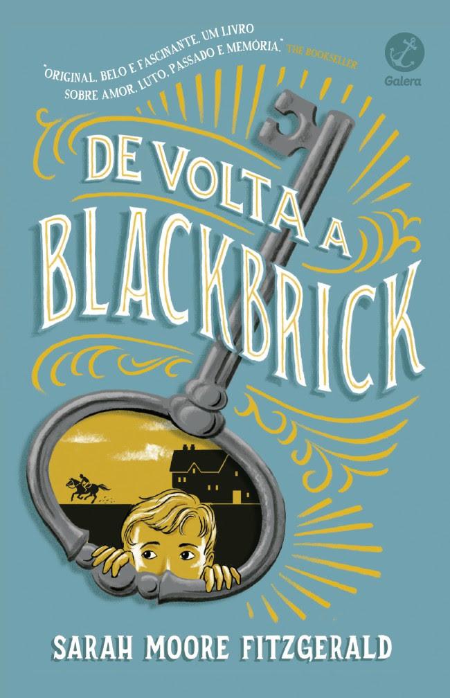 Resultado de imagem para livro de volta a blackbrick