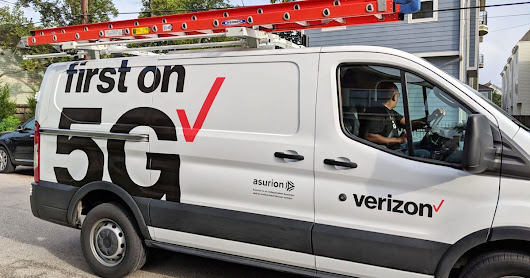 Verizon and Samsung will release a 5G phone early next year