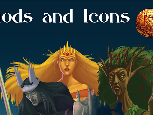 Gods and Icons (13th Age and d20 compatible) by John WS Marvin (Dread Unicorn Games) —  Kickstarter