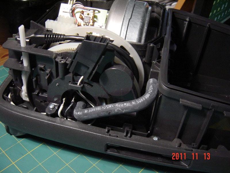 33 Miele Vacuum Parts Diagram