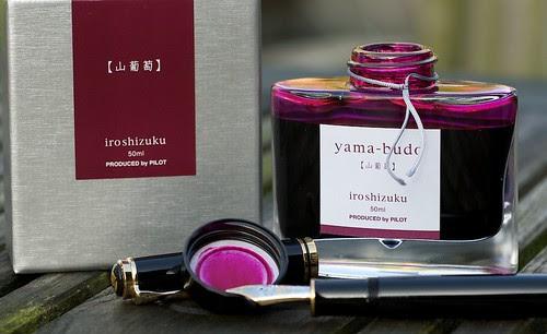 Iroshizuku yama-budo