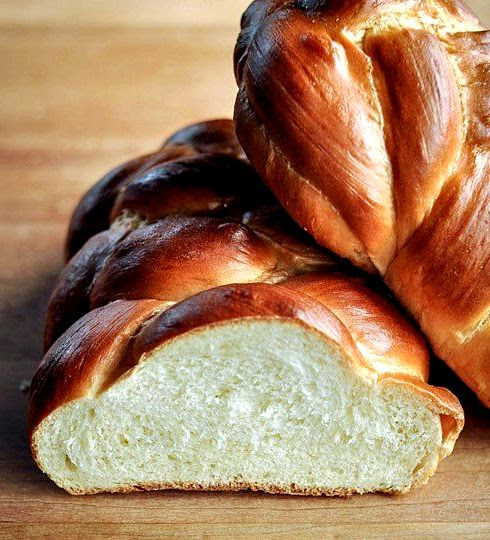 Challah bread recipe with instant yeast vs active dry