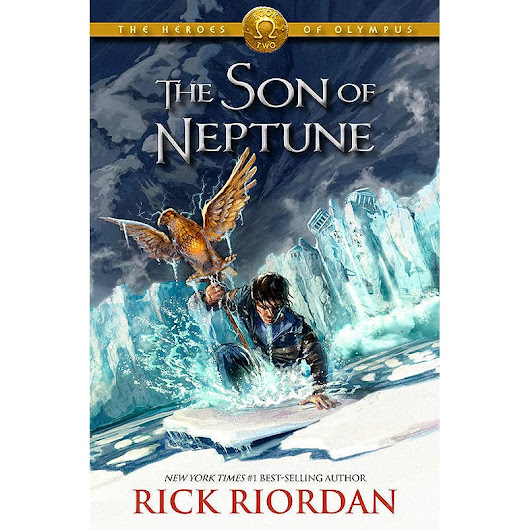 The Son of Neptune (The Heroes of Olympus, #2) by Rick Riordan — Reviews, Discussion, Bookclubs, Lists