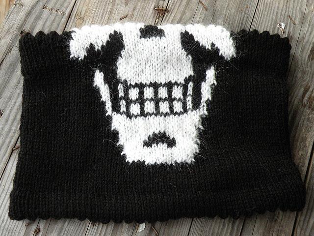 Skull Cowl