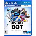 ASTRO BOT Rescue Mission [PS4 Game]