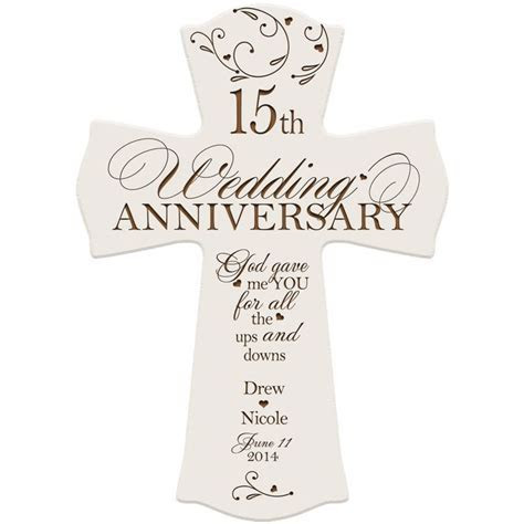 70 best 15th wedding anniversary gifts images on Pinterest