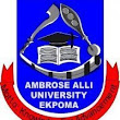 List of AAU Ekpoma Official 2018/19 Departmental Cut Off Mark