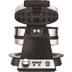 Bella - Pro Series Belgian Flip Waffle Maker - Stainless Steel