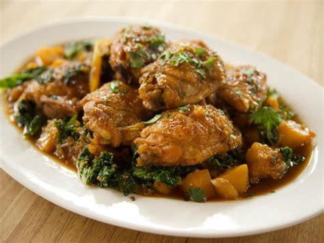 sweet heat chicken thighs recipe ree drummond food network