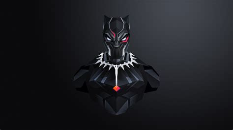 black panther minimal  wallpapers hd wallpapers id