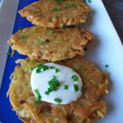 Potato Latkes I Recipe