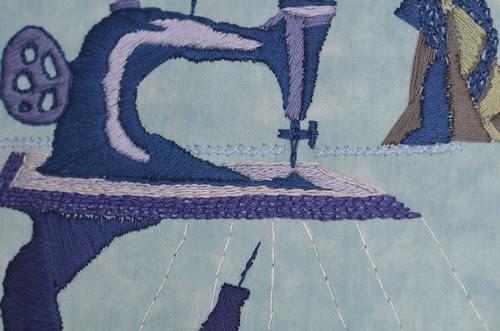 Dali Hoop by CB - detail