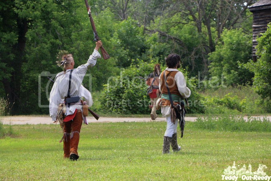 Battle of the Black Creek Native Americans