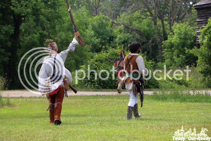 Battle of the Black Creek Native Americans