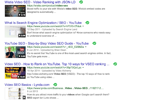 12 video SEO tips to help improve your search rankings | Search Engine Watch