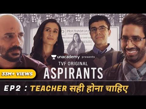 TVF's Aspirants Web Series Episode 2