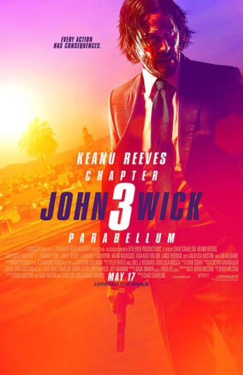 John Wick Chapter 3 – Parabellum 2019 ORG English Hindi Subbed HDRip 480p 350MB