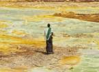 Данакільская соляна долина - саме безжальне місце на землі
