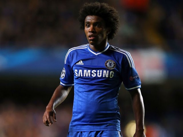 Transfer: Barcelona make improved bid for Willian